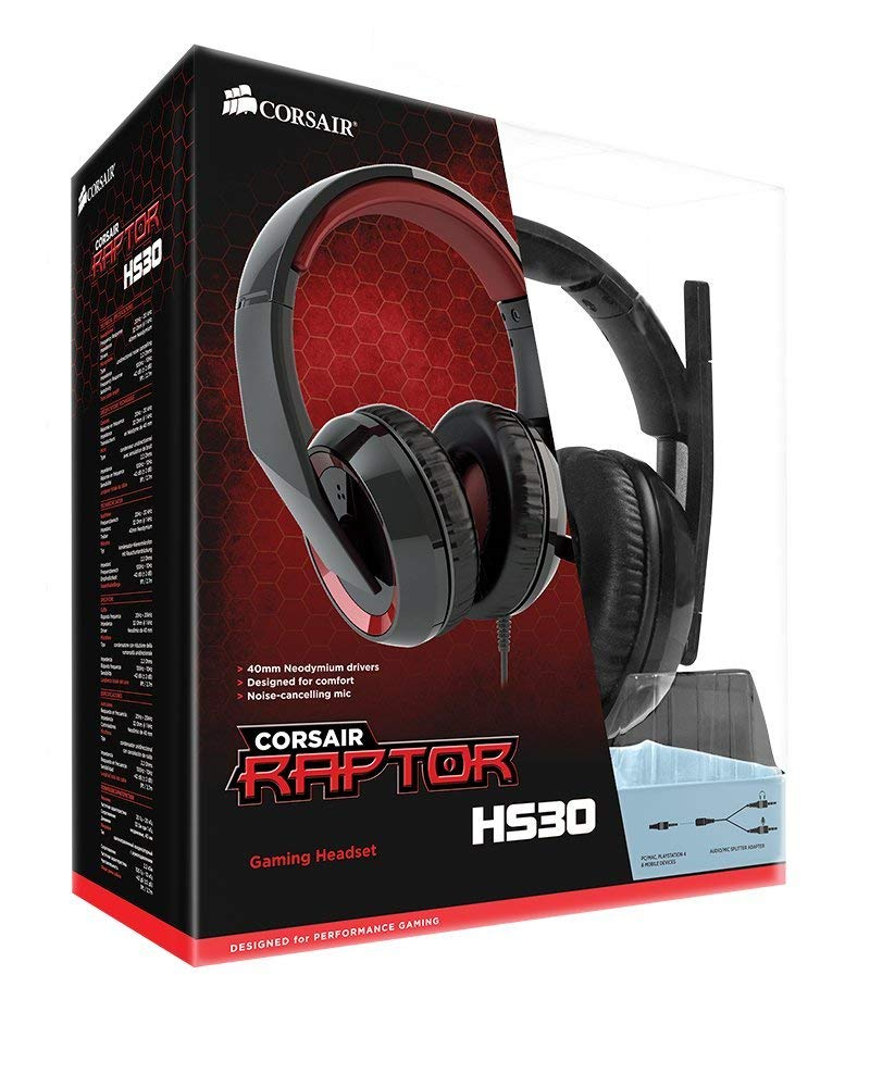 Corsair Raptor HS30 Gaming 5