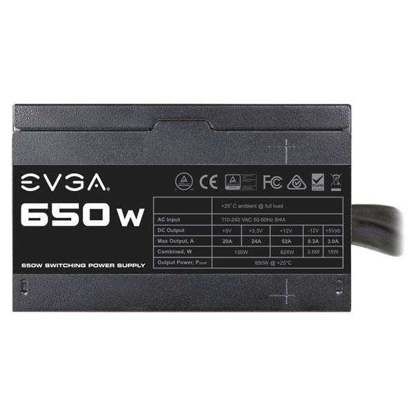 EVGA 650 N1 5