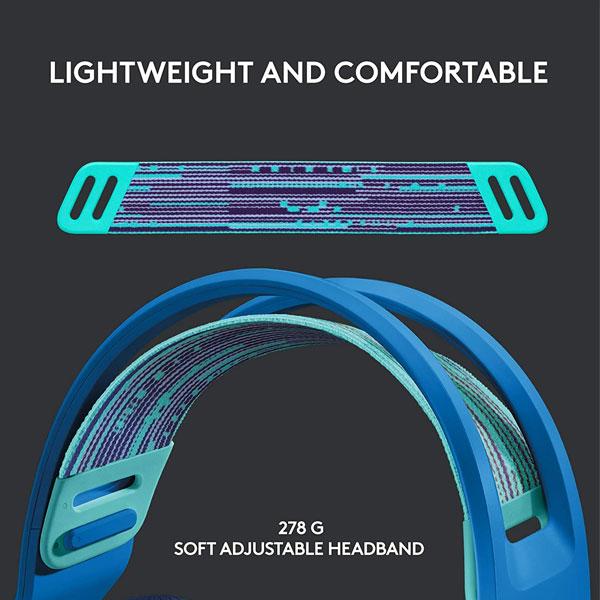Logitech G733 Azul 2
