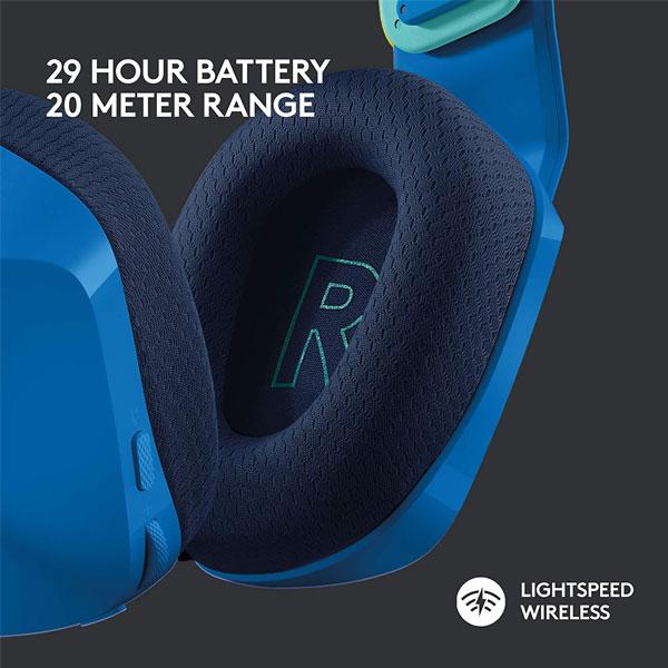 Logitech G733 Azul 3