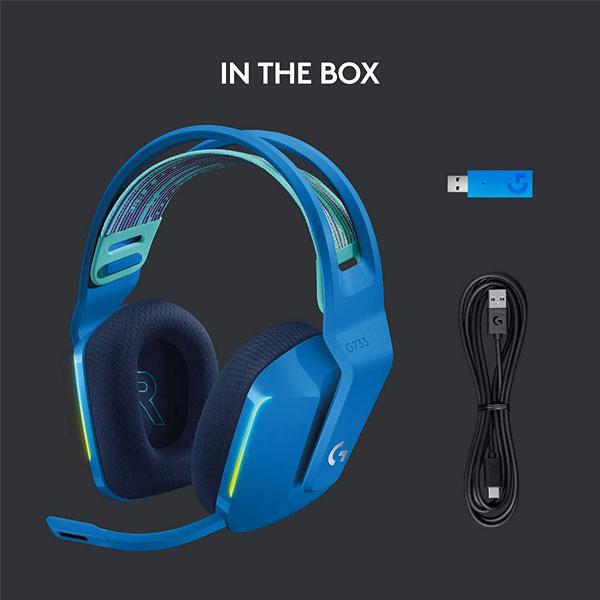 Logitech G733 Azul 6